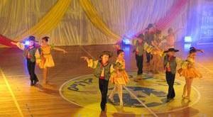 Гимнастрада 2011 Школа танцев Беер-Шева Бальные и Социальные