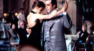Сцена танго из фильма Запах женщины